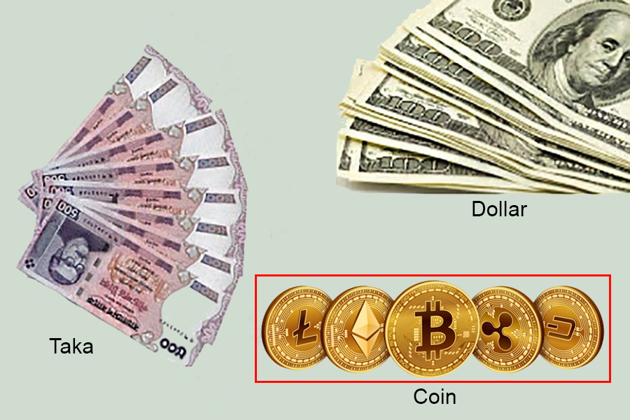 Coin or Dollar